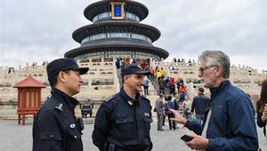 China und Italien führen seit 2014 gemeinsame Patrouille in beiden Ländern durch