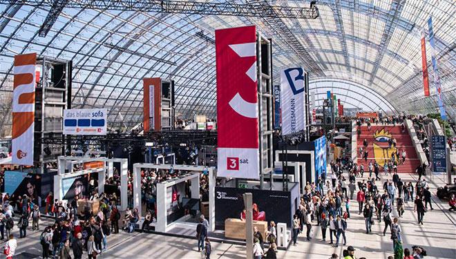 Leipziger Buchmesse zieht Besucher an