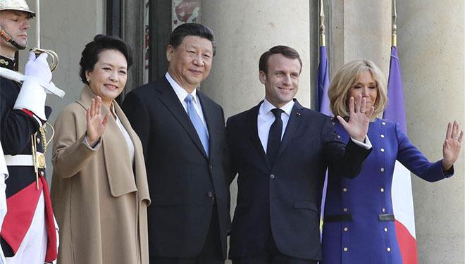 Xi beendet Staatsbesuch in Frankreich