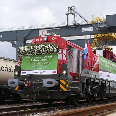 Spotlight: China-Europe Railway Express eröffnet neue Möglichkeiten für Europa
