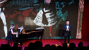 China-Belarus Friendship Concert abgehalten
