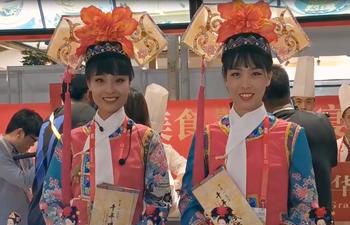 AglimpseofCDAC  Exploring Asian Cuisine Festival