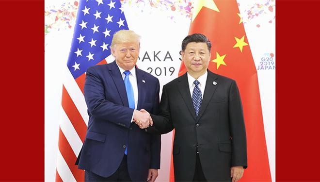 Xi, Trump treffen sich in Japan