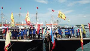 Neue Fischersaison im Südchinesischen Meer beginnt