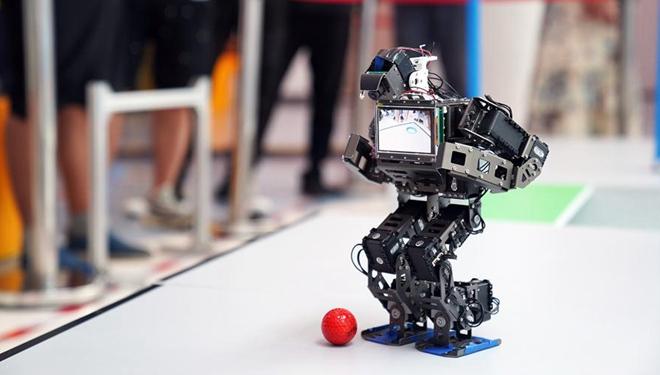 Internationaler Wettbewerb für intelligente autonome Laufroboter 2019