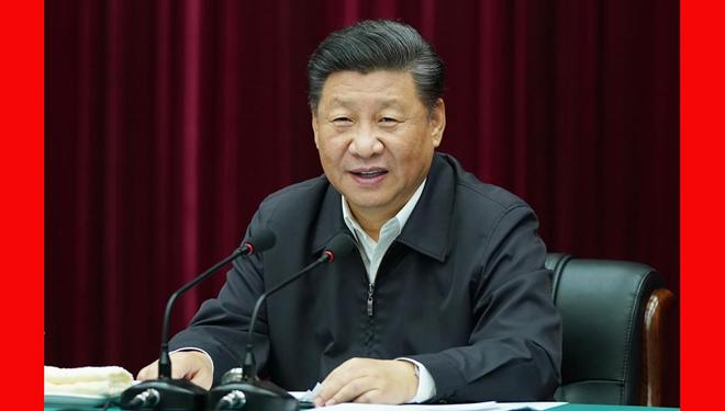 Xi Jinping leitet Symposium über ökologischen Schutz und qualitativ hochwertige Entwicklung des Gelben Flusses