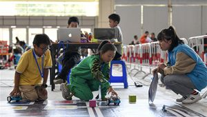 Jugendliches Wissenschaftsfest in Yinchuan abgehalten