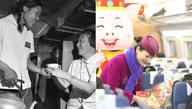 70 Jahre Entwicklung Chinas und Veränderung des Lebens