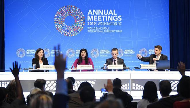 IWF senkt globale Wachstumsprognose für 2019 auf 3 Prozent