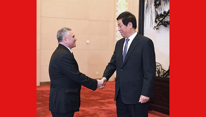 Oberster Gesetzgeber fordert verstärkte Synergien zwischen chinesischen und turkmenischen Entwicklungsstrategien