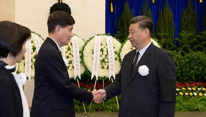 Ehemaliger Führung der Chinesischen Demokratischen Liga eingeäschert