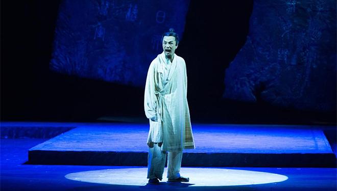 "Theaterstück ""Sima Qian"" in St. Petersburg aufgeführt"