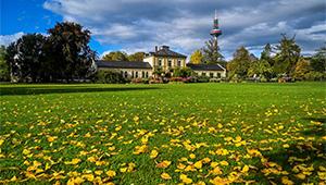 Herbstlandschaft in Deutschland