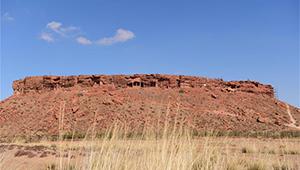 Arjai-Grotten in Ordos von Innerer Mongolei