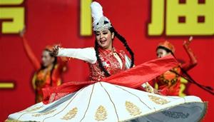 Jujube-Erntefestival im Kreis Qiemo von Xinjiang mit verschiedenen Aktivitäten eröffnet