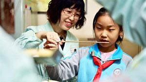 Erziehung der Traditionellen Chinesischen Medizin (TCM) in Shijiazhuang von Hebei