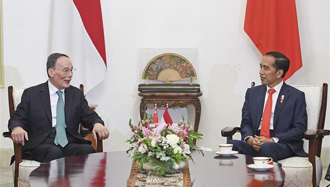 Chinesischer Vize-Staatspräsident besucht Indonesien für engere Beziehungen