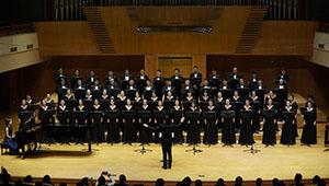 """""""Classic Appreciation"""" -- """"The Golden Light"""" westliches klassisches Chorkonzert findet in Beijing statt"""
