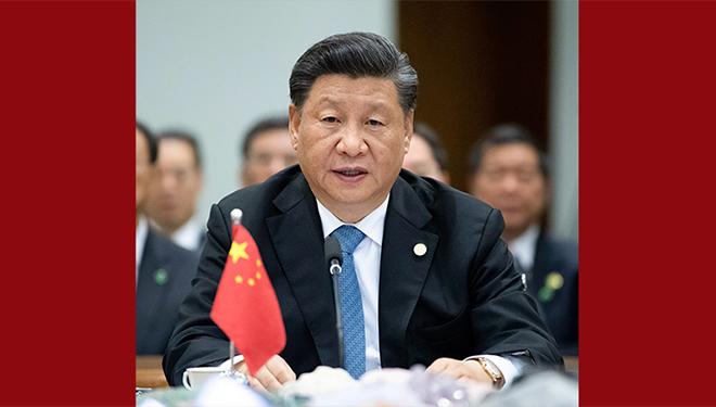 Xi fordert BRICS-Staaten nachdrücklich auf, sich für Multilateralismus einzusetzen