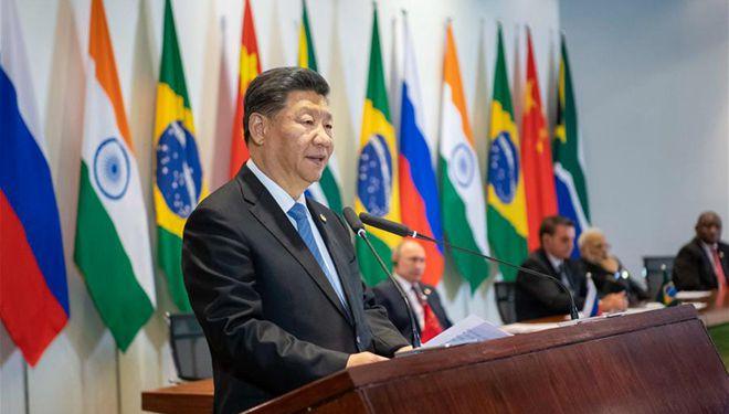 Xi fordert BRICS Business Council, New Development Bank nachdrücklich auf, größere Beiträge zu leisten