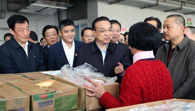 Li Keqiang betont mehrere Maßnahmen zur Verbesserung des Lebensunterhalts der Menschen