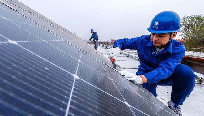 PV-Armutsbekämpfungsprojekte in Hebei zur Steigerung der Einkommen von Dorfbewohnern gefördert
