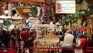 Bronner's Christmas Wonderland findet in Frankenmuth von den Vereinigten Staaten statt