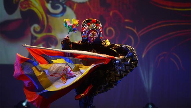 Performance zur Feier des bevorstehenden chinesischen Mondneujahrs in Malta