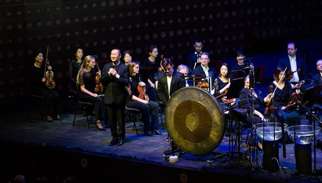 """Premiere der neuen Komposition """"Klang von Pagode - Die 12 Klänge von Wuhan"""" übermittelt Fürsorge und Unterstützung für Wuhan"""