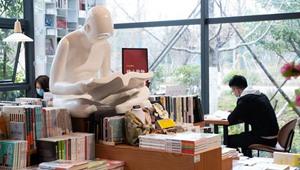 Einige Buchhandlungen in Changsha feiern Comeback