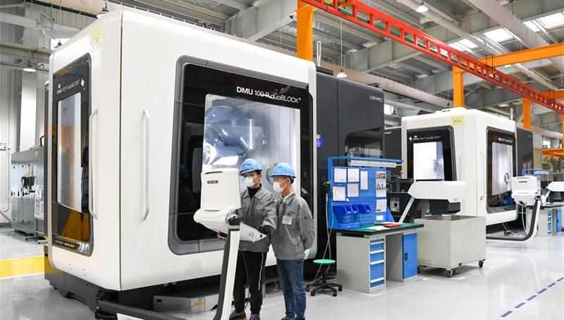 8200 Unternehmen in der High-Tech-Zone von Wuxi nehmen Produktion wieder auf