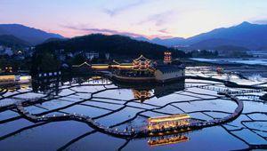 Fujian stärkt Schutz alter Dörfer und ökologische Wiederherstellung
