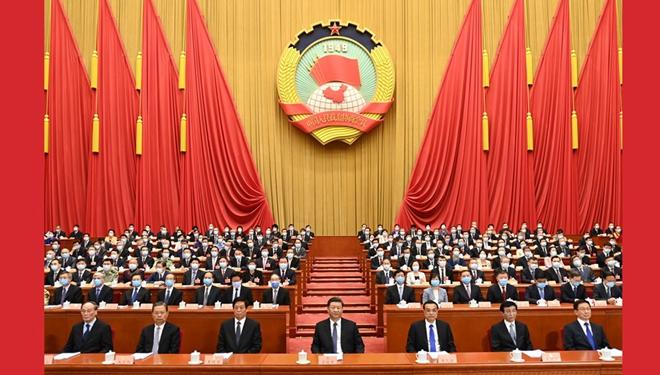 Chinas oberstes politisches Beratungsgremium beginnt jährliche Tagung