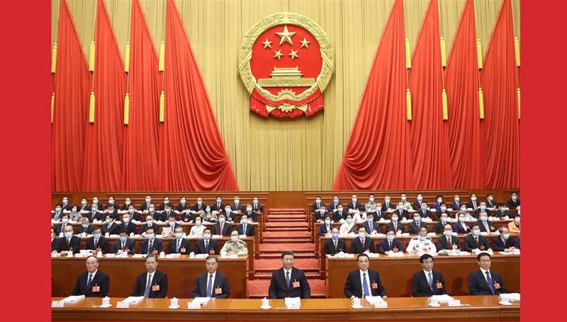 Chinas nationale Gesetzgebung beginnt ihre jährliche Tagung