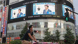 Japan hebt Ausnahmezustand wegen Coronavirus für ganzes Land auf