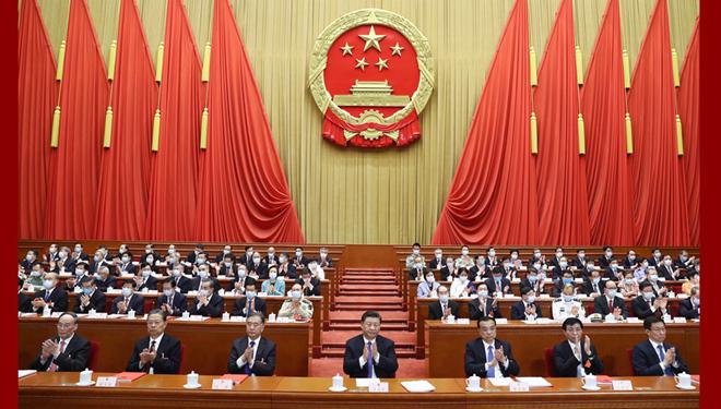 Chinas oberste Gesetzgebung schließt Jahrestagung ab
