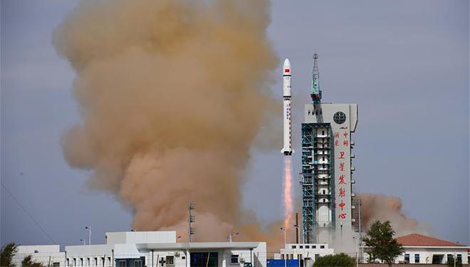 China schickt zwei Satelliten in geplante Umlaufbahn