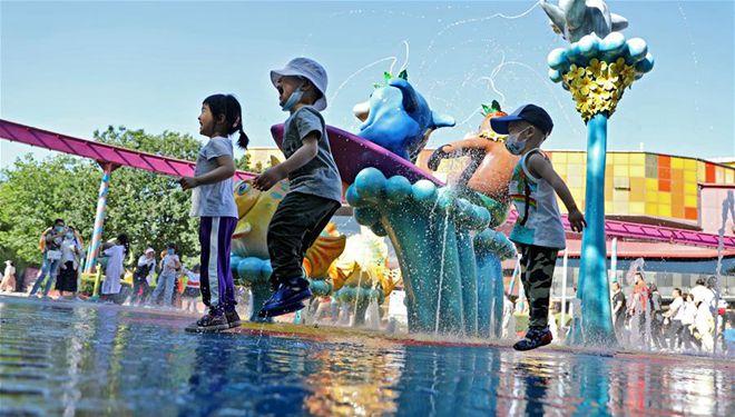 Internationaler Kindertag in ganz China gefeiert