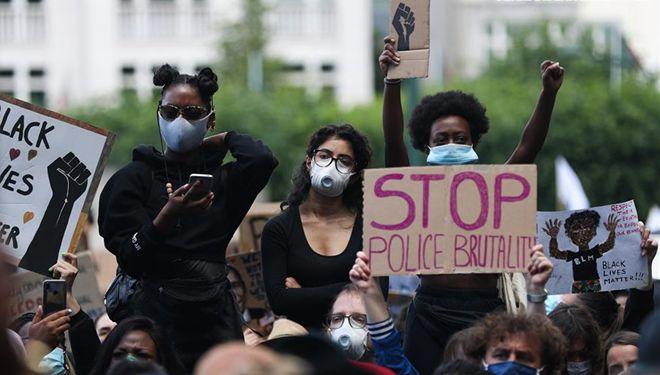 """""""Schwarze Leben zählen""""-Protest findet in Brüssel statt"""