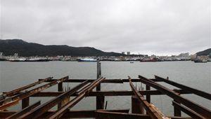 Taifun Nuri landet in Chinas Guangdong
