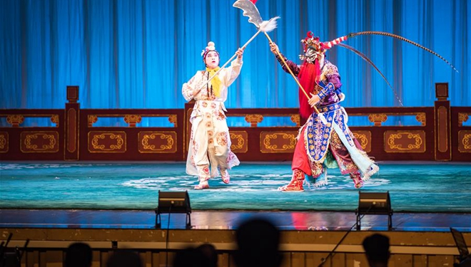 Mehrere Theater in Wuhan wieder für Öffentlichkeit geöffnet