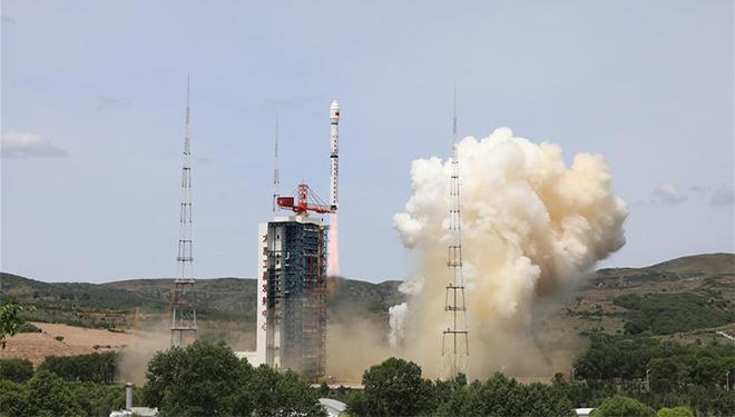China startet hochauflösenden Multimode-Bildgebungssatelliten