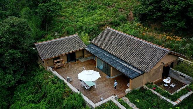 Kreis Liuba in Shaanxi entwickelt Tourismus- und Gästehausbranche