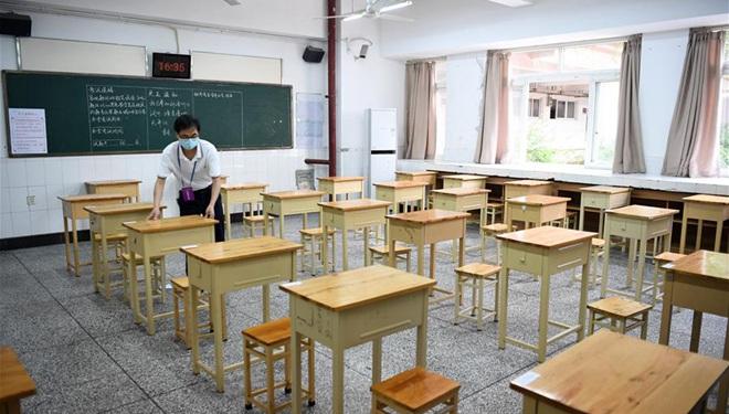 Vorbereitungen für nationale Hochschulaufnahmeprüfung getroffen