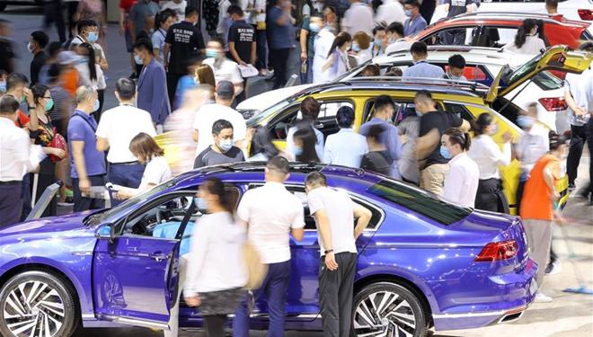 17. China Changchun International Automobile Expo abgehalten