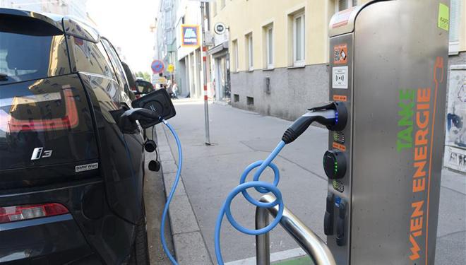 4,3 Prozent aller Neuwagenzulassungen im Jahr 2020 in Österreich sind Elektroautos