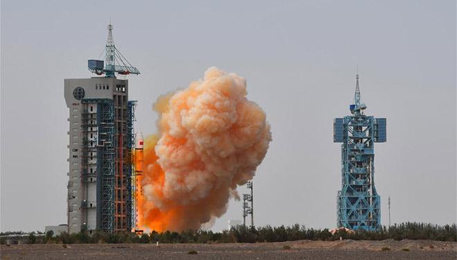 China startet neuen optischen Fernerkundungssatelliten