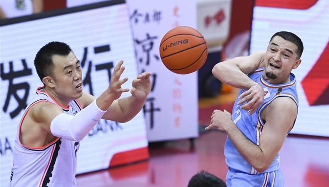 CBA-Halbfinalspiel: Liaoning 119:113 Xinjiang