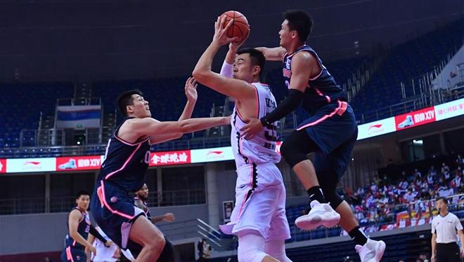 22 Punkte Rückstand kein Problem: Liaoning besiegt Guangdong im zweiten CBA-Finalspiel