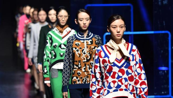 20. Internationale Modewoche Chinas in Qingdao abgehalten